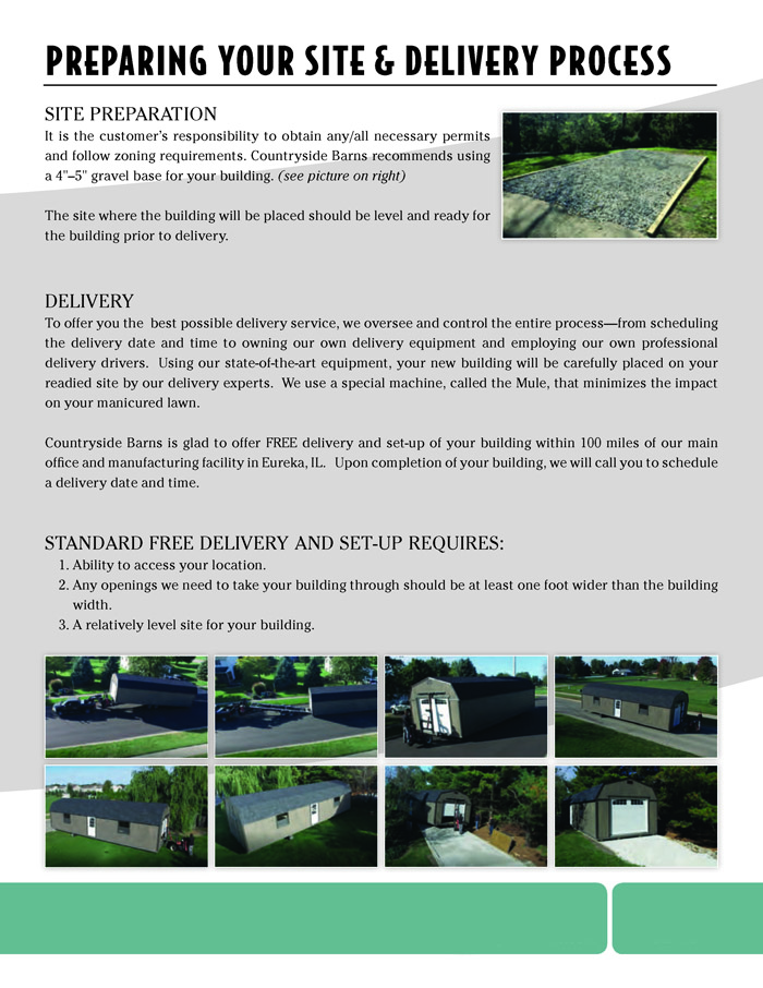 Image of Countryside Barns Brochure - Page 15